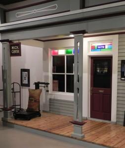 Michigan Center Waiting Station (Video)