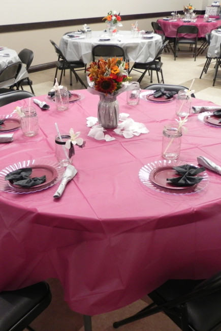 Rent the banquet room for your next meeting or event.
